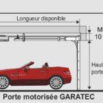 Puis-je installer une porte sectionnelle dans mon garage ?
