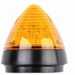 Le feu orange clignotant SLK :