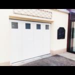 La porte de garage coulissante