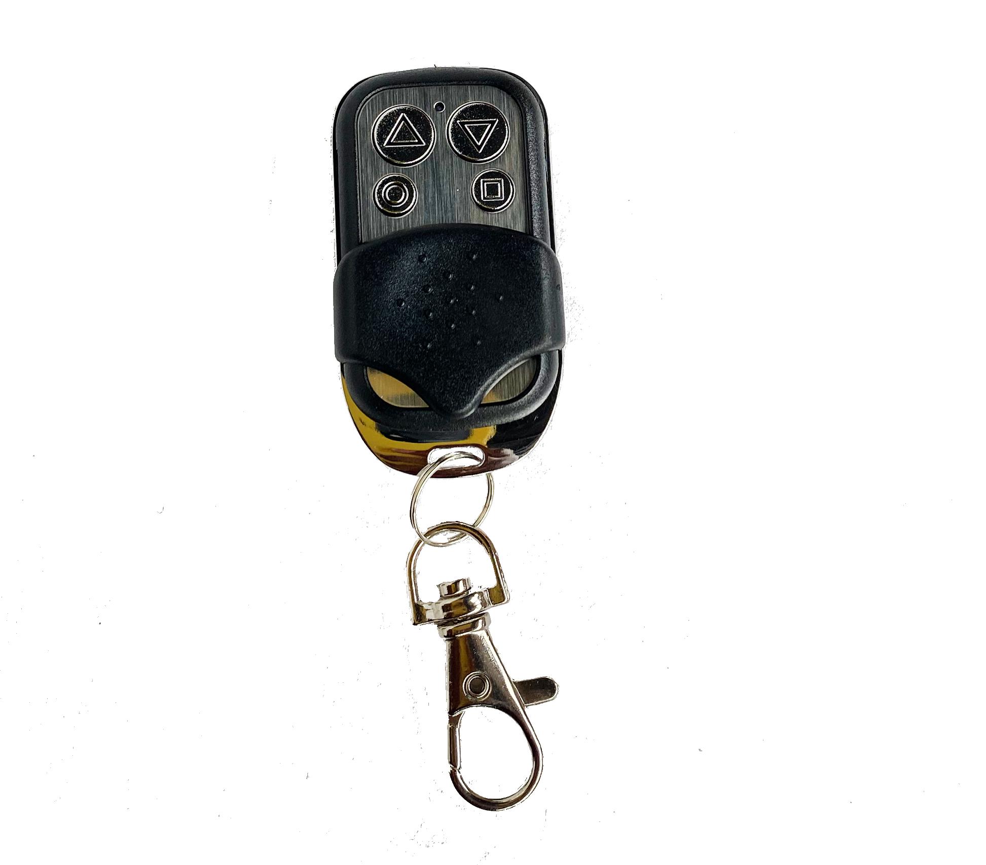 Télécommande porte clef pour moteur C600