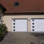 Les hublots pour les portes de garage