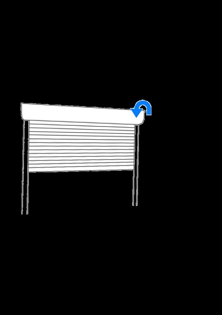 Illustration-securite-porte-de-garage-enroulable