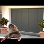 L'entretien des portes de garage sectionnelle