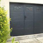 Porte de garage avec portillon : comment choisir ?